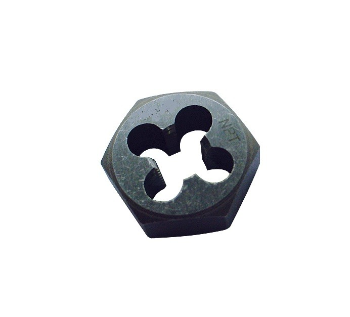 5//8-11 Carbon Steel Hex Rethreading Die