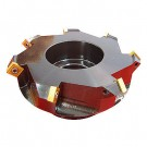 """5"""" X 1-1/2 BORE 45 DEGREE SCMT INDEXABLE FACE MILL (2062-5000)"""