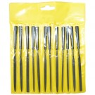 12 PIECE #0 CUT NEEDLE FILE SET (5-1/2INCH) (3000-0080)