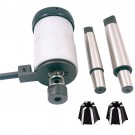 "#0-1/4"" JT33 SELF REVERSING TAPPING HEAD,2 & 3 MT SHANKS & 2 COLLETS (3900-1251)"