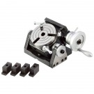 """PRO-SERIES 4"""" TILTING ROTARY TABLE (3900-2338) - MADE IN TAIWAN"""