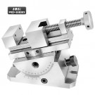 """PRO-SERIES 2-3/4"""" PRECISION UNIVERSAL MOVEMENT VISE MADE IN TAIWAN (3900-2621)"""
