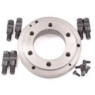 """12"""" D-6 MOUNT BACK PLATE FOR 3-JAW CHUCKS (3900-4891)"""