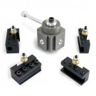 MINI ALUMINUM QUICK CHANGE TOOL POST & HOLDER KIT (3900-5350)