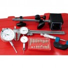 6 PC INSPECTION KIT CALIPER, MAGBASE, INDICATOR, MICROMETER, POINTS (4902-0006)